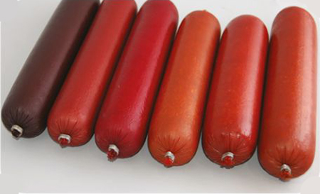 Фиброузная колбасная оболочка «Вальсродер»