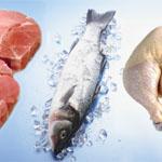 Россияне сократили потребление мяса, рыбы и молочных продуктов