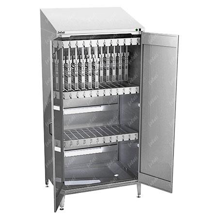 Шкаф для хранения и стерилизации инструмента ШД-72КИ