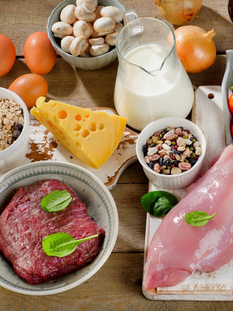 Производство мяса и яиц в Крыму упало, а молока выросло