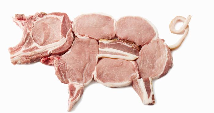 В Украине может возникнуть дефицит свинины на внутреннем рынке
