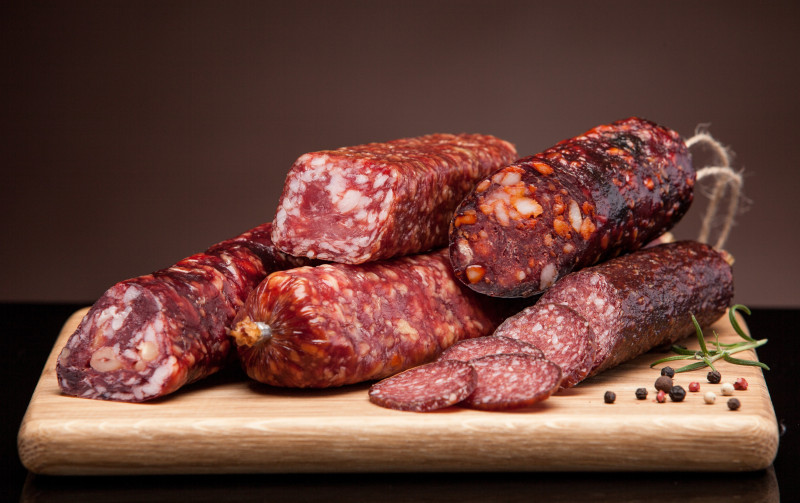 Канадские исследования колбасных изделий