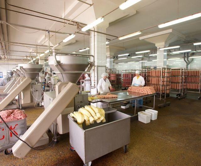 Оборудование для мясного цеха