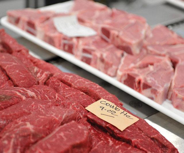Ростовская область: Мясной рынок сместился в лавки