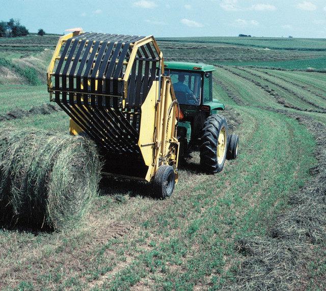 В Кабардино-Балкарии ведется заготовка кормов